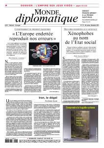 Xénophobes au nom de l'Etat social : Des aides réservées aux nationaux / Alexis Spire | Spire, Alexis
