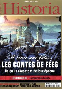 Les Contes de fées : Ce qu'ils racontent de leur époque  