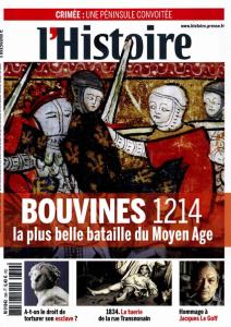 Bouvines, 1214. La plus belle bataille du Moyen Age |