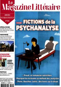 Fictions de la psychanalyse / Sarah Chiche | Chiche, Sarah