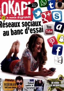 Tes réseaux sociaux au banc d'essai / Lucie de La Héronnière | La Héronnière, Lucie de