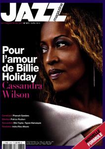 Cassandra Wilson : Sous un autre jour / Stéphane Ollivier | Ollivier, Stéphane