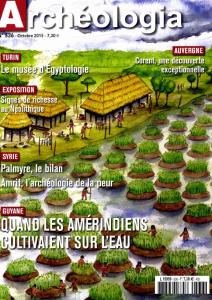 Guyane. Amazonie : Quand les Amérindiens cultivaient sur l'eau / Stéphen Rostain | Rostain, Stéphen