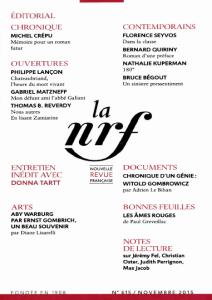 Chateaubriand, l'heure du mort vivant / Philippe Lançon | Lançon, Philippe