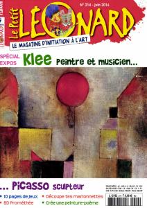 Paul Klee : Un peintre poète et musicien |