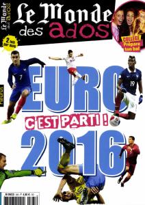France 100% foot (Une) / Renaud Moncla | Moncla, Renaud