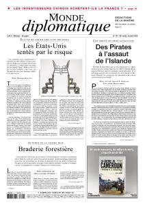 Autopsie de la filière bois. Braderie forestière au pays de Colbert / Guillaume Pitron | Pitron, Guillaume