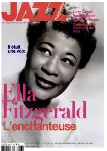 Il était une voix. Ella Fitzgerald, l'enchanteuse |