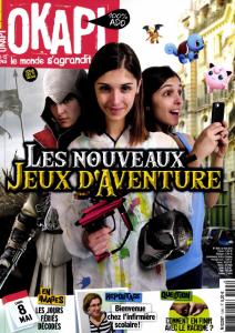 Les Nouveaux jeux d'aventure / Faustine Prévot   Prévot, Faustine
