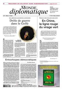 En Chine, la ligne rouge du virage vert / Guillaume Pitron | Pitron, Guillaume