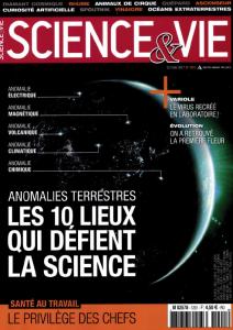 Anomalies terrestres. Les 10 lieux qui défient la science | Nouyrigat, Vincent