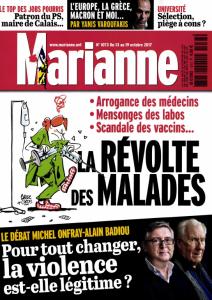 débat Alain Badiou - Michel Onfray. La violence est-elle légitime ? (Le) | Bou, Stéphane