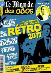 Marie Curie, tout pour la science / Denis Delbecq | Delbecq, Denis