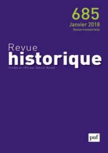 Les Eres et les aires : pour une histoire politique désenclavée / Jean-François Sirinelli | Sirinelli, Jean-François