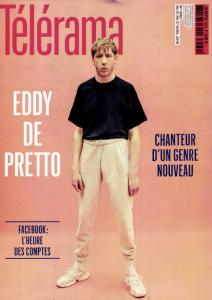 Eddy de Pretto, chanteur d'un genre nouveau / Valérie Lehoux | Lehoux, Valérie