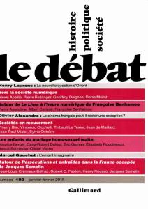 Actualité volatile (Une) / Pierre Assouline   Assouline, Pierre