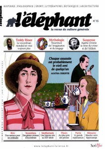 Agatha Christie, le crime est son affaire / Anne Martinetti | Martinetti, Anne