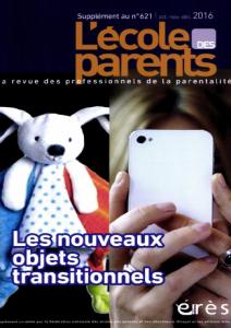 Nouveaux objets transitionnels. Du doudou de Winnicott à l'iPhone de Jobs (Les) / Daniel Marcelli | Lanchon, Anne