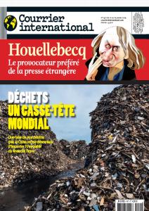 Courrier international. 1471, Jeudi 10 Janvier 2019  