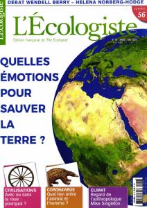 Quelles émotions pour sauver la terre ? / Glenn Albrecht | Albrecht, Glenn